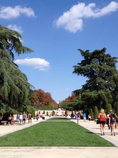 Madrid travel